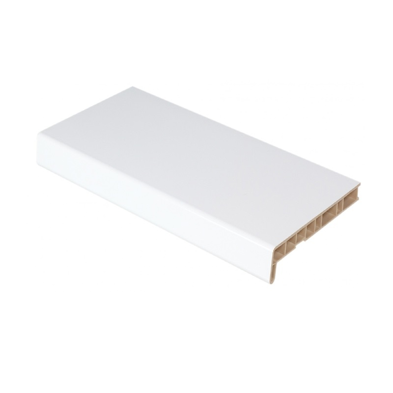 Подоконник ПВХ 200мм Белый (3п.м)