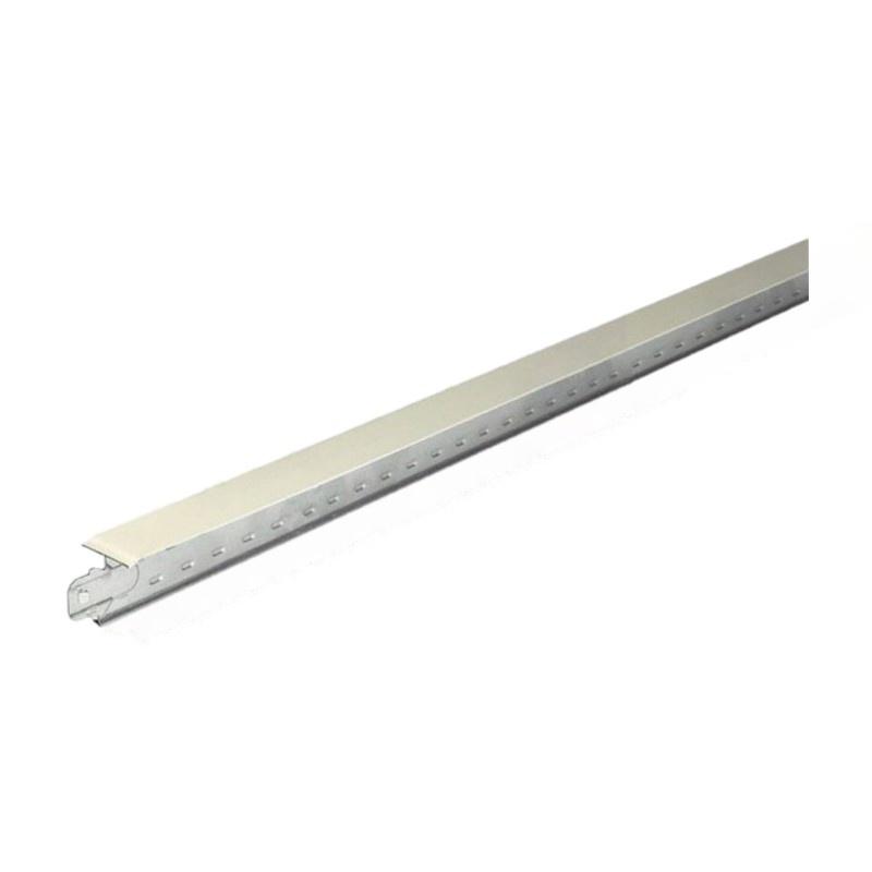Профиль для подвесного потолка (Т-профиль 24) белый (3,7м) Норма
