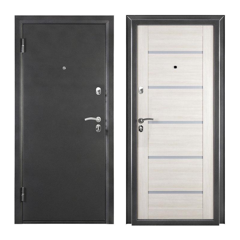 Дверной блок металл. ЛАРГО, 880х2066 левый