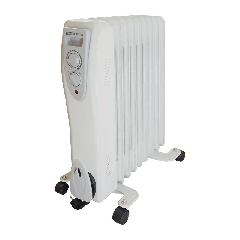 ТДМ Радиатор масляный, 9 секций 2000Вт